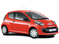 0 Citroen C1 1.0 VTR Plus 3 Dr