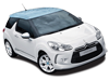 0 Citroen DS3 1.6 DStyle Plus 3 Dr 120 BHP