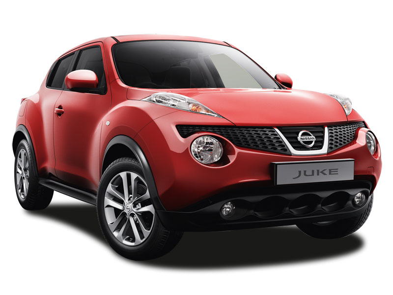 Nissan Juke 1.5 DCi Acenta