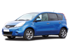 0 Nissan Note 1.5 DCi N-Tec Plus