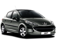 0 Peugeot 207 1.4 HDi Active 5 Dr 70 BHP