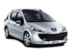 0 Peugeot 207 SW 1.6 HDi Meridian 92 BHP