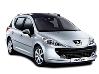 Peugeot 207 SW