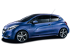 0 Peugeot 208 1.4 HDi Active 3 Dr