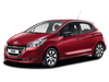 0 Peugeot 208 1.2 VTi Active 5 Dr