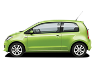 0 Skoda Citigo 1.0 Elegance 3/5 Dr