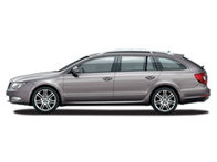 0 Skoda Superb 2.0 CR TDi Elegance Estate 170 PS