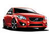 13 Volvo C30 1.6 D2 R-Design Lux